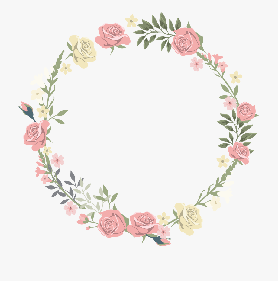 Boho floral clipart svg royalty free library Mexican Clipart Flower Crown - Boho Flower Wreath Clipart #566674 ... svg royalty free library
