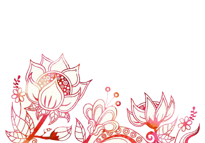 Flower clipart boho clip royalty free Bohemianism Boho-chic Clip art - Chinese style lotus mud 720*504 ... clip royalty free