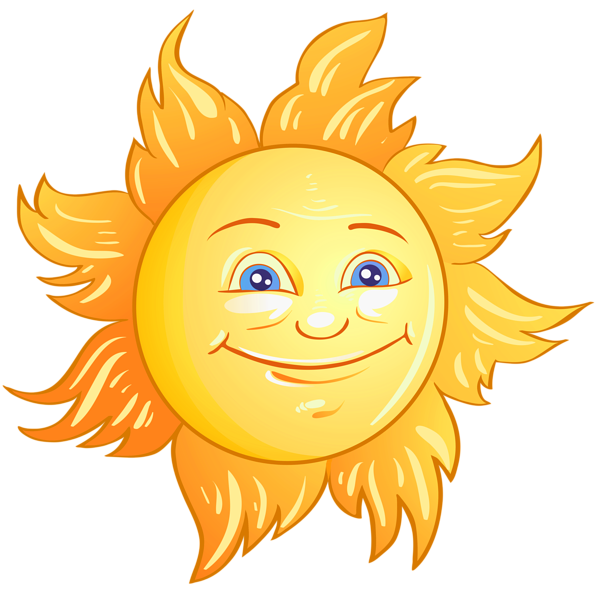 Mean sun man clipart svg transparent library Transparent Deco Sun PNG Clipart Picture | Sun | Pinterest svg transparent library