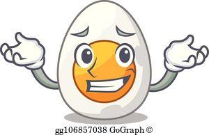 Boiled eggs images clipart clipart transparent Hard Boiled Eggs Clip Art - Royalty Free - GoGraph clipart transparent