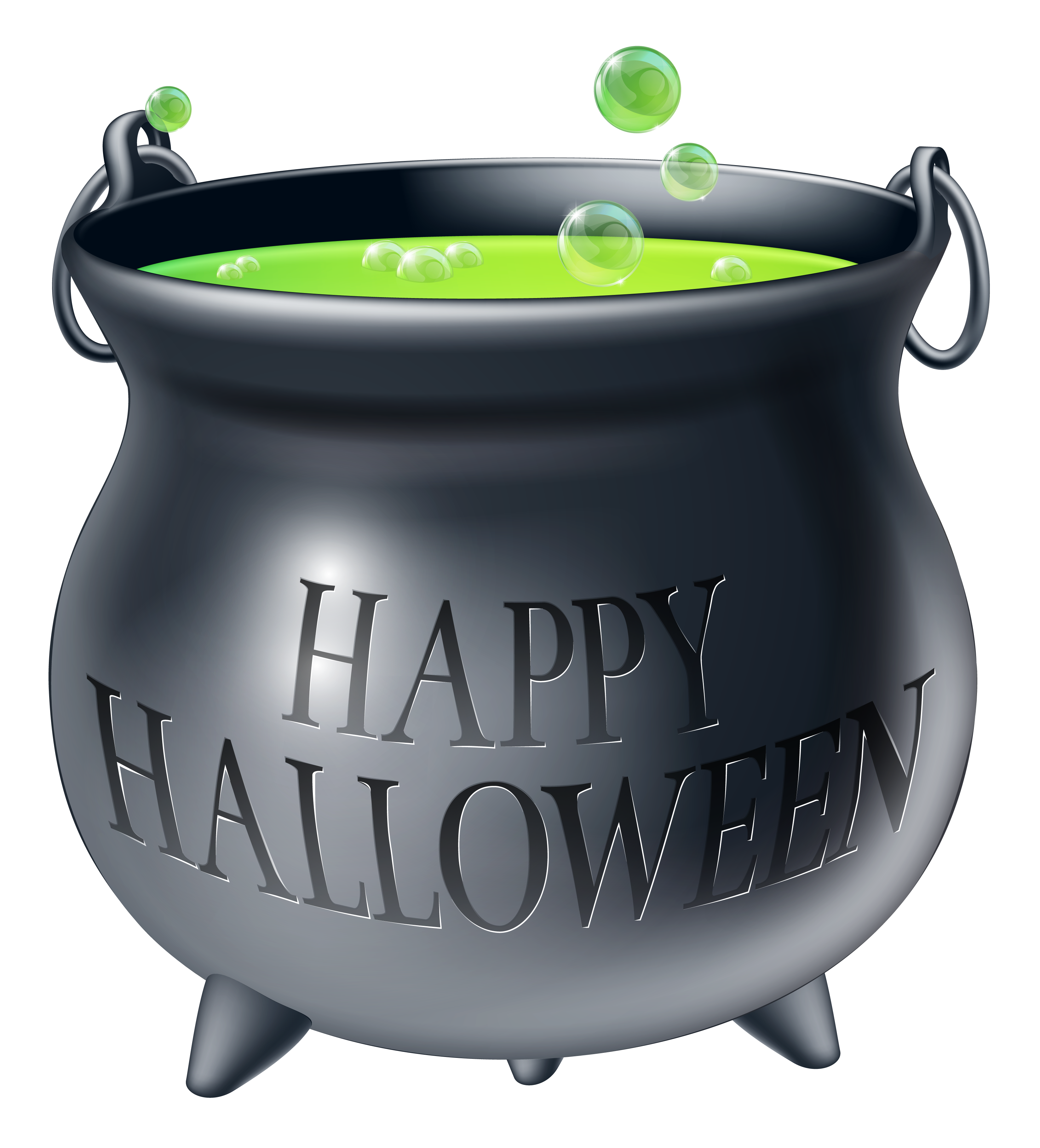 28+ Collection of Halloween Witch Pot Clipart | High quality, free ... svg transparent download
