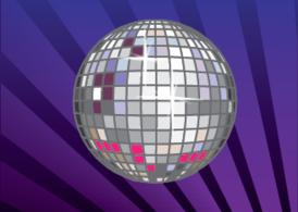 Bola de discoteca clipart picture free Imágenes clip art y gráficos vectoriales Bola de discoteca fiesta ... picture free