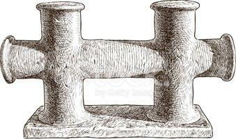 Bollard clipart free download Old Bollard stock vectors - Clipart.me free download