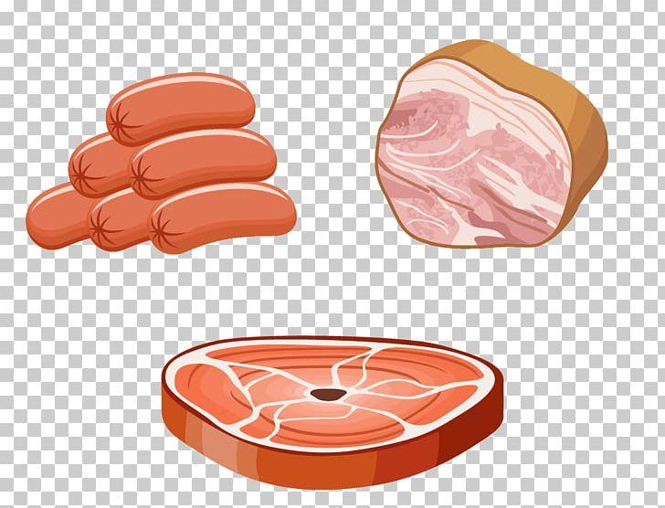 Bologna clipart picture freeuse Mortadella Ham Bologna Sausage Steak PNG, Clipart, Animal Source ... picture freeuse