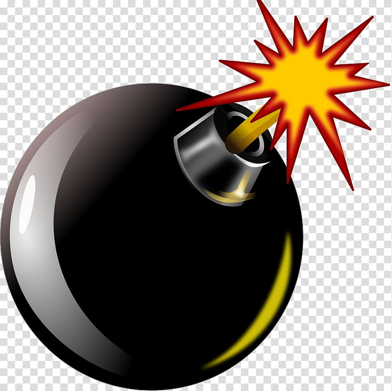 Bomb blast clipart clipart black and white download Time bomb Explosion Nuclear weapon, bomb transparent background PNG ... clipart black and white download