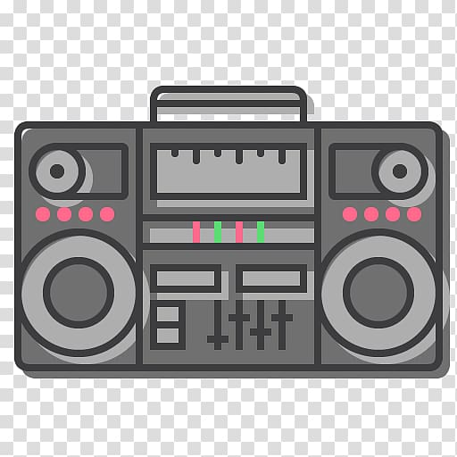 Bombox clipart banner freeuse library Boombox Sound Radio, A radio transparent background PNG clipart ... banner freeuse library