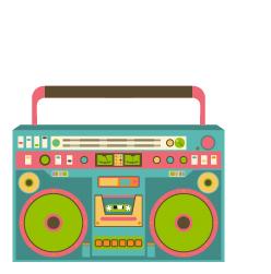 Bombox clipart jpg Free Boom Box Cliparts, Download Free Clip Art, Free Clip Art on ... jpg