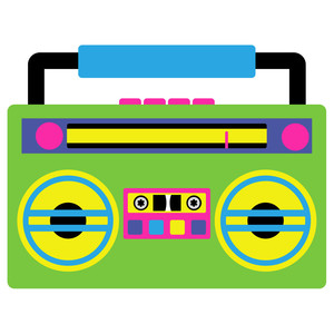 Bombox clipart clip art library Boombox Clipart (90+ images in Collection) Page 2 clip art library
