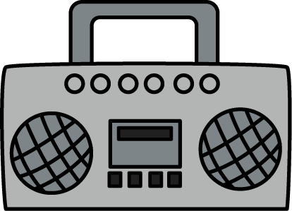 Bombox clipart vector transparent library Free Boom Box Cliparts, Download Free Clip Art, Free Clip Art on ... vector transparent library