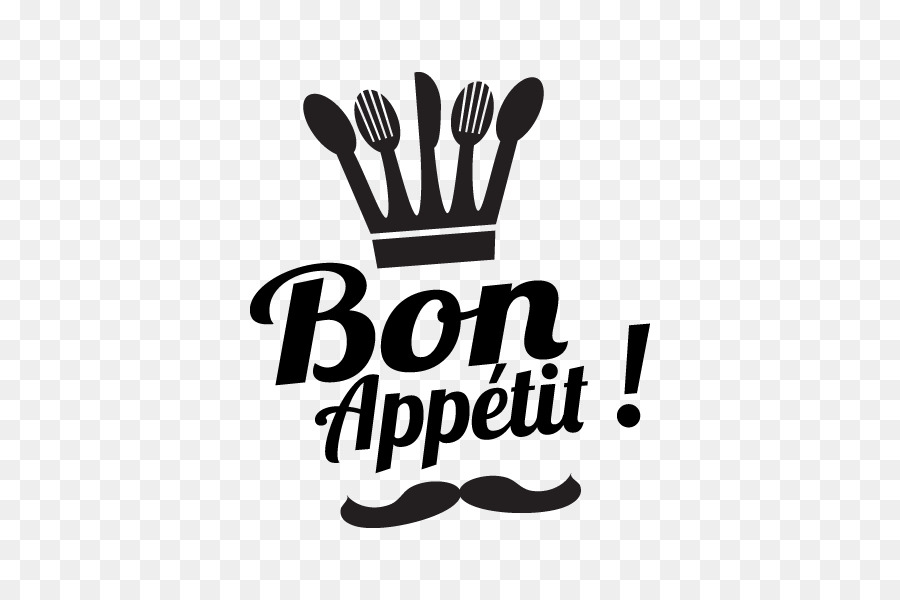 Bon appetit logo clipart vector download Hand Cartoon clipart - Cooking, Text, Font, transparent clip art vector download