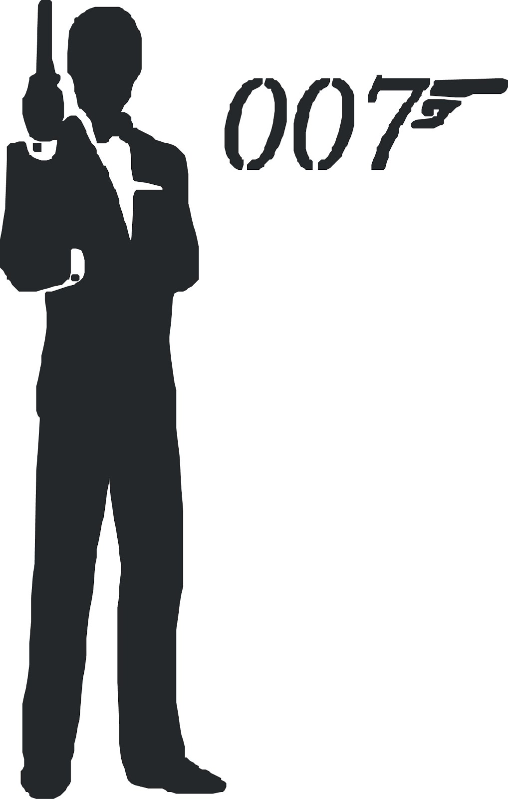Bond 007 clipart jpg freeuse download 5+ James Bond Clipart | ClipartLook jpg freeuse download