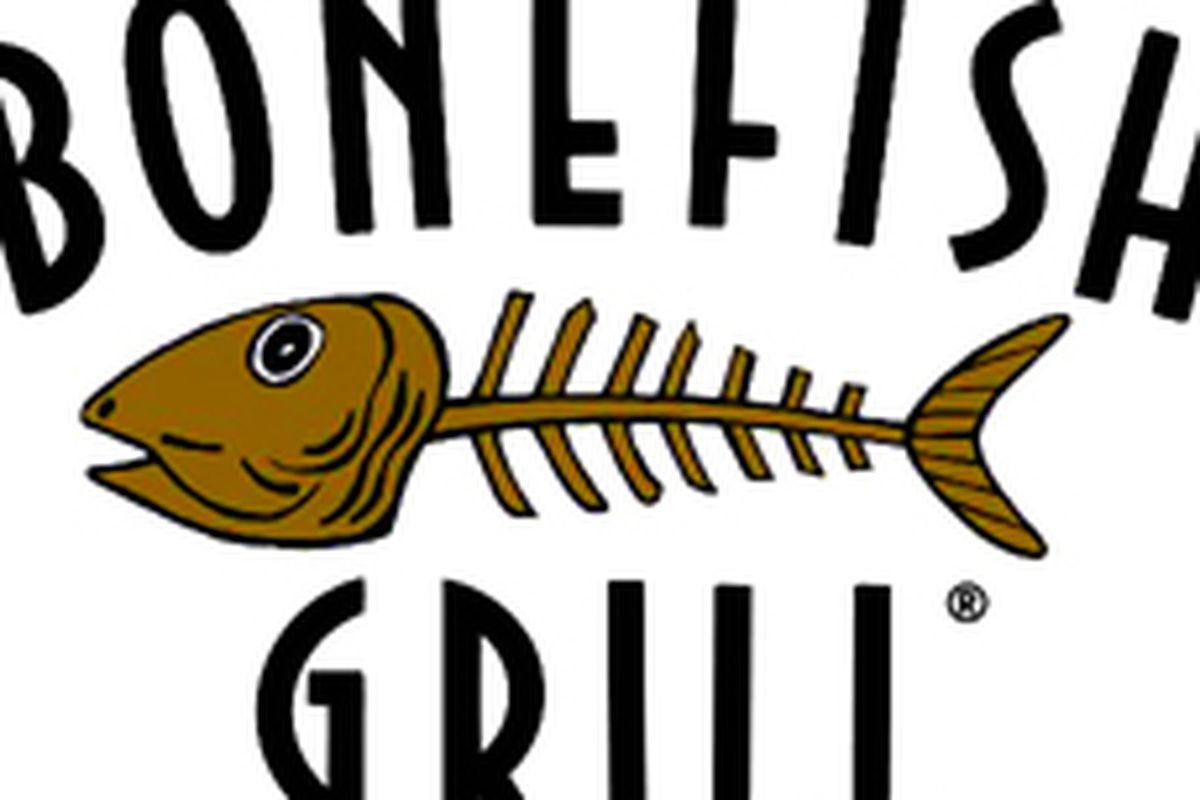 Bonefish grill logo clipart image free download Round Two for Bonefish Grill at Town Square - Eater Vegas image free download