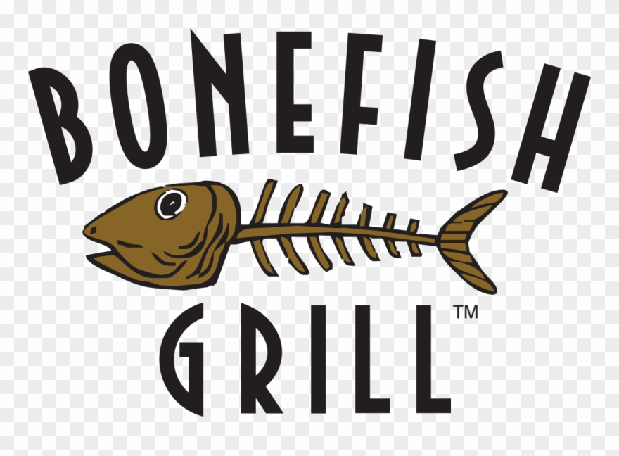 Bonefish grill logo clipart banner black and white library Bonefish Grill 123 Main Street Anytown, St - Bonefish Grill Logo ... banner black and white library