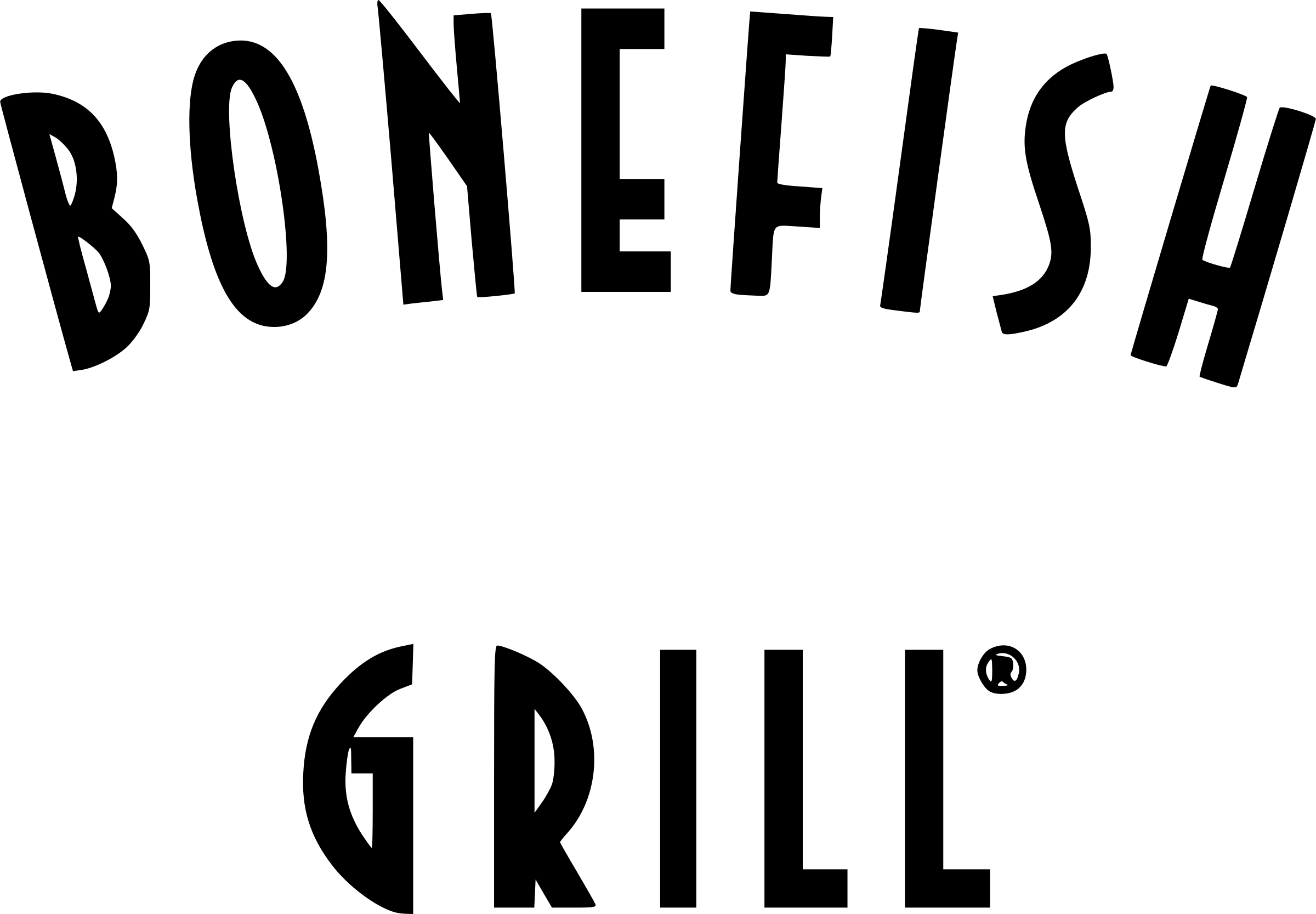 Bonefish grill logo clipart banner library download Bonefish Logo - LogoDix banner library download