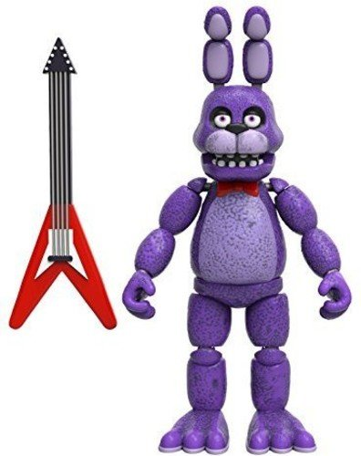 Bonnie from five nights at freddy s clipart svg royalty free download Funko Five Nights at Freddy\'s Articulated Bonnie Action Figure, 5\