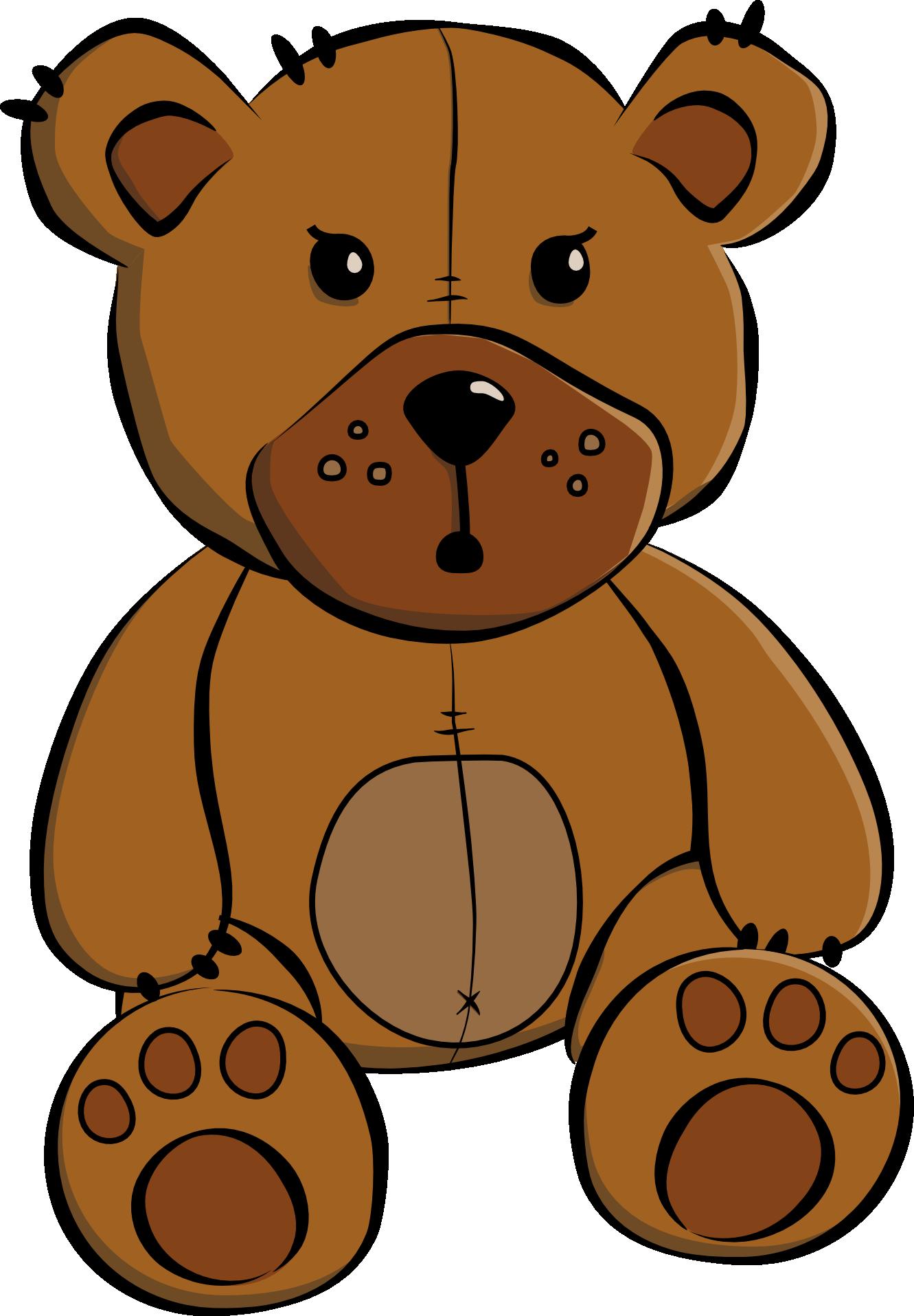 Bonus bear clipart graphic black and white Free Bear Vector, Download Free Clip Art, Free Clip Art on Clipart ... graphic black and white