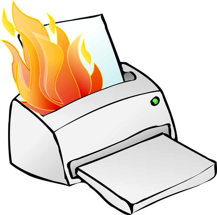 Book and computer clipart vector royalty free stock Konica Minolta Printer Recalled Due to Fire Hazard - Bronxville Computer vector royalty free stock