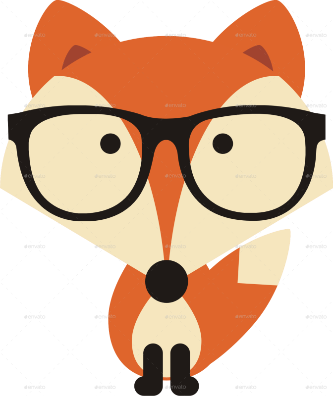 Book and glasses clipart clip stock Glasses Clipart fox - Free Clipart on Dumielauxepices.net clip stock