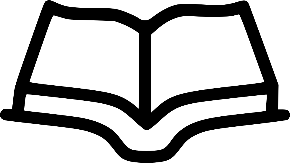 Open Book Svg Png Icon Free Download (#558919) - OnlineWebFonts.COM image royalty free