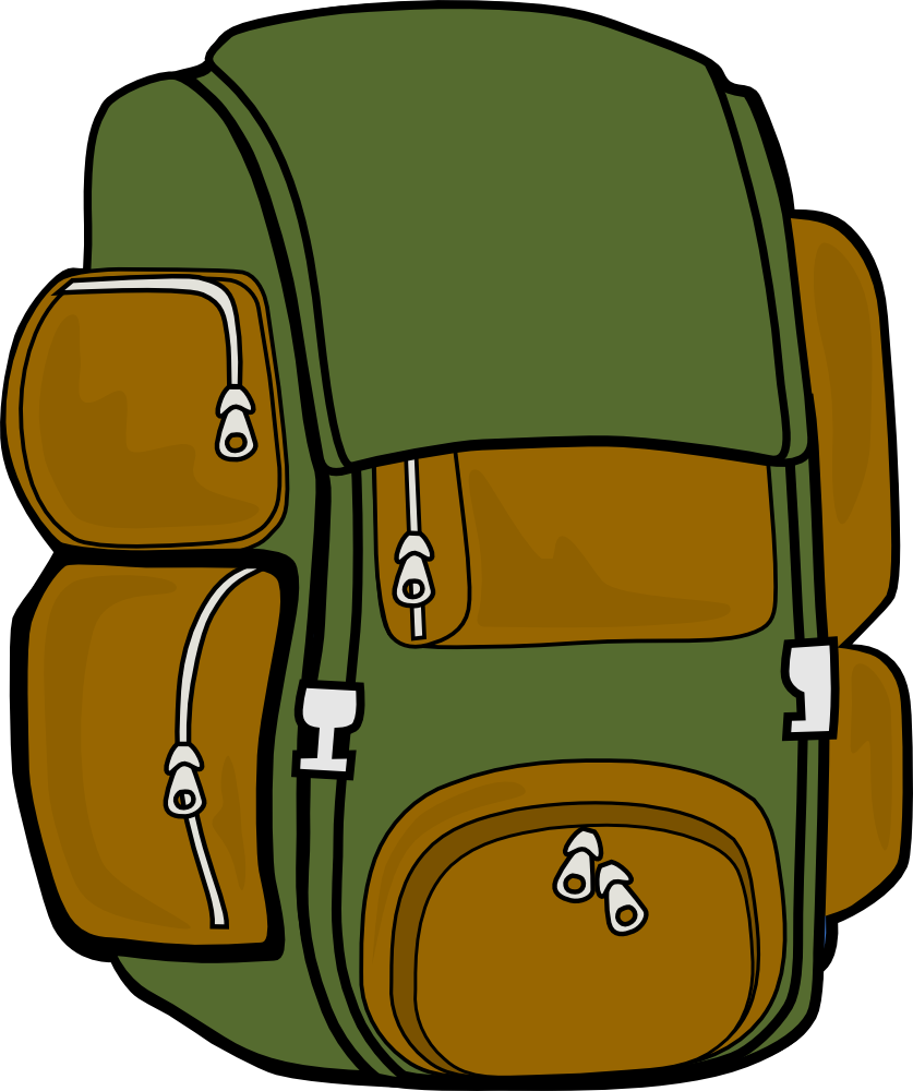 Bookbag Clipart | Clipart Panda - Free Clipart Images picture royalty free library
