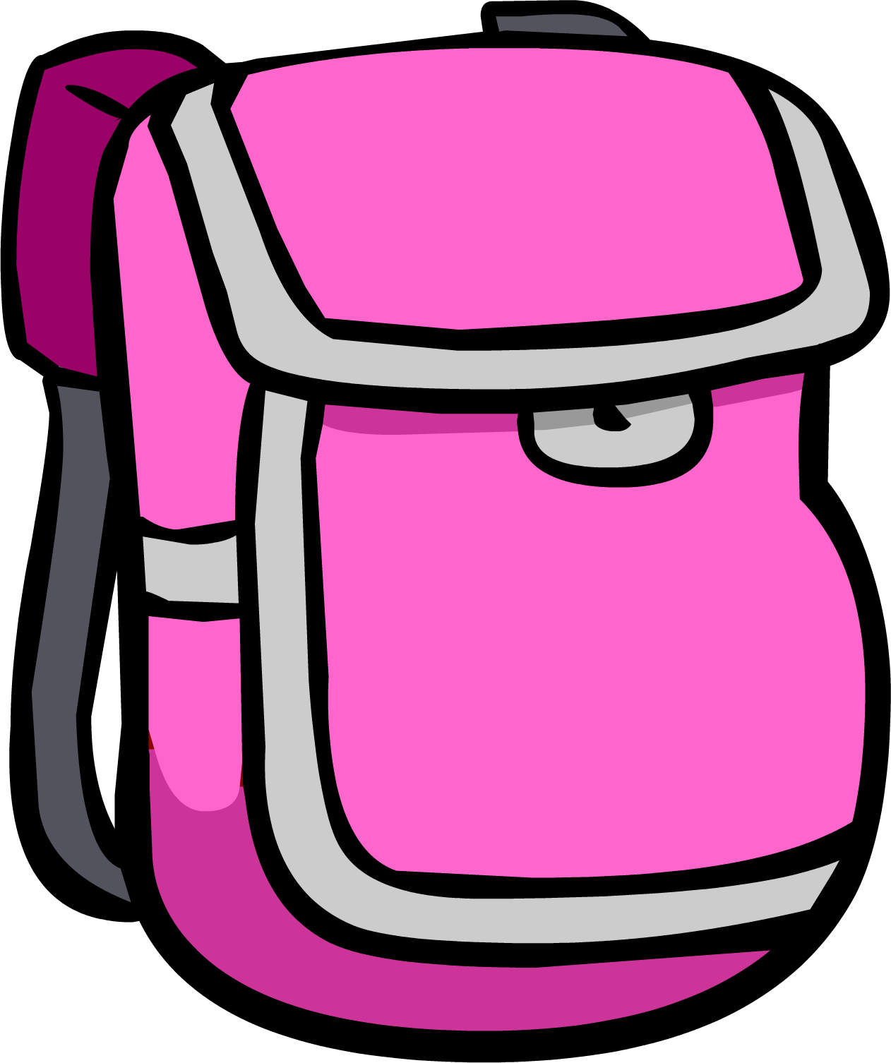 Book bag clipart free image Backpack Clipart pink backpack - Free Clipart on Dumielauxepices.net image