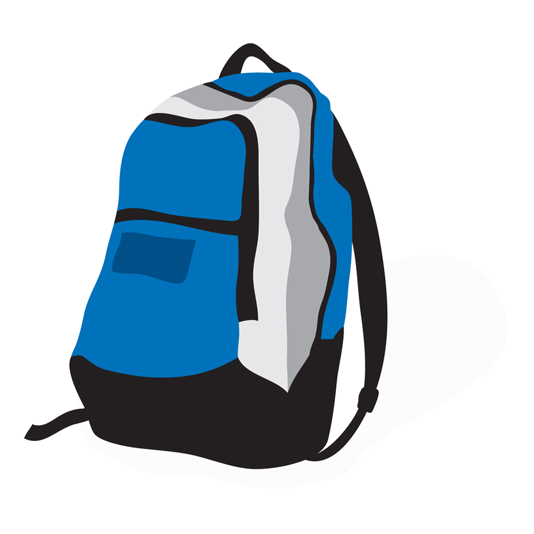 Book bag clipart free svg library download Bag Clipart Logo Png svg library download