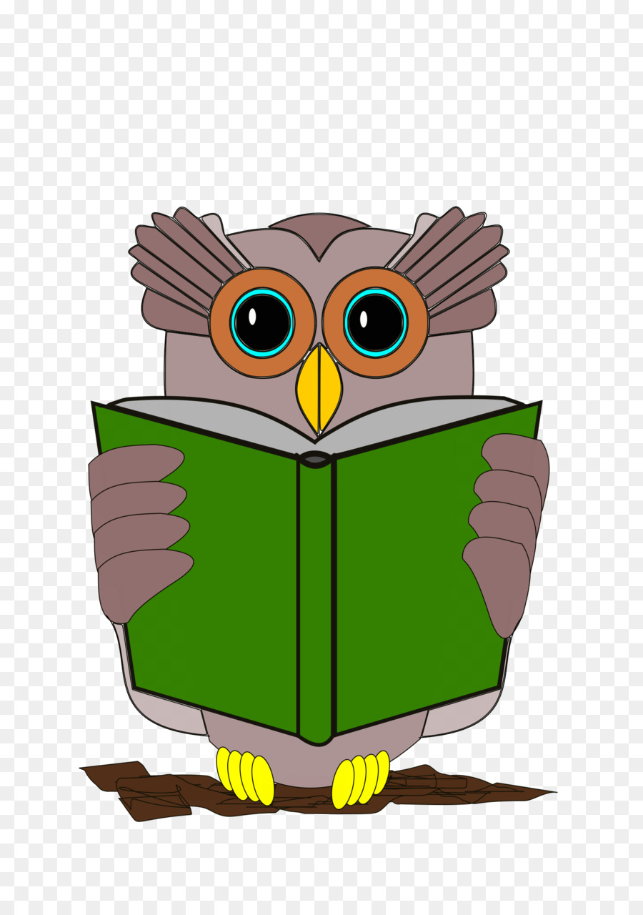 Book book away clipart banner library download Cartoon Book clipart - Owl, Book, Reading, transparent clip art banner library download