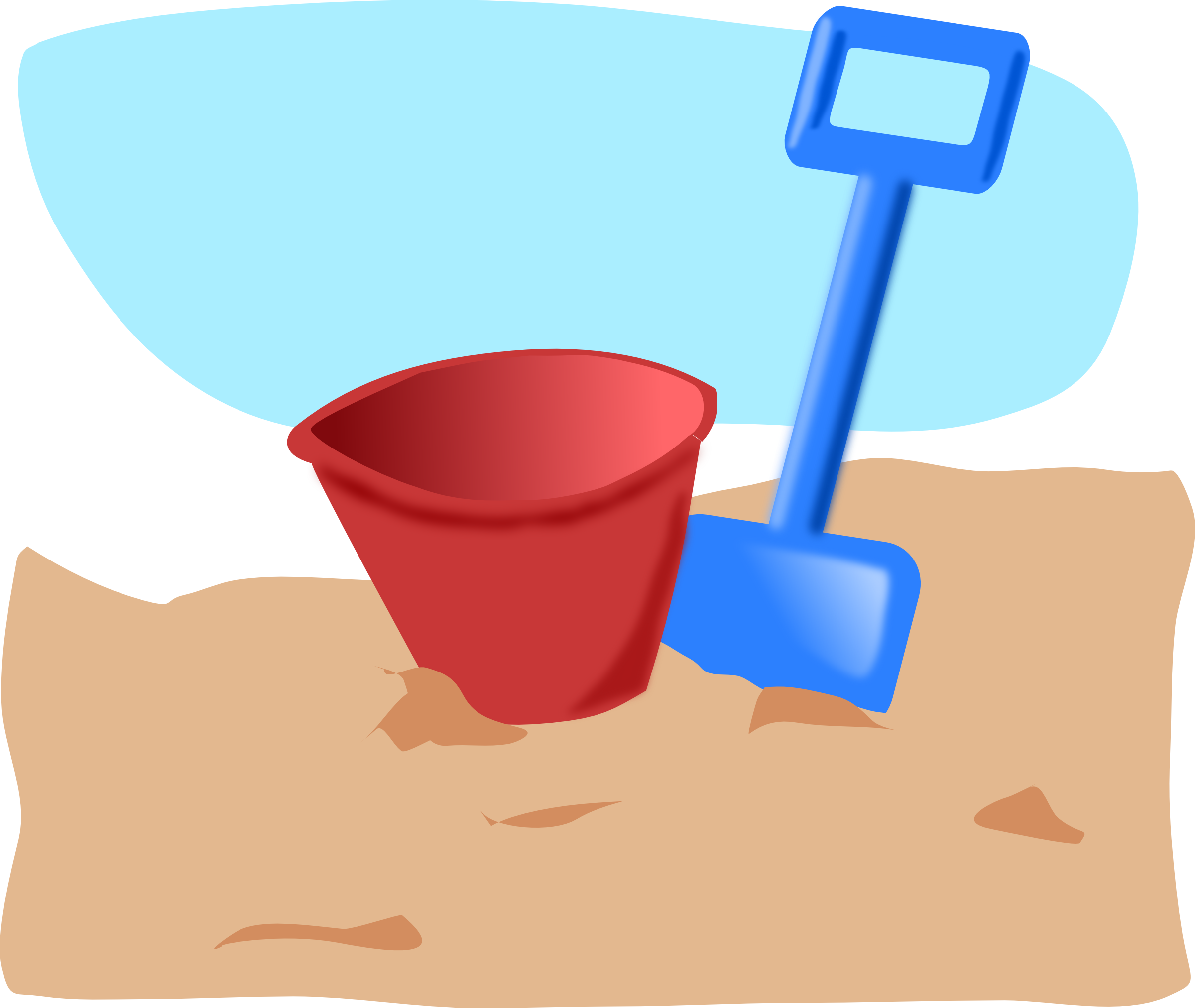 Book bucket clipart vector download Sand Bucket Clipart Black And White | Clipart Panda - Free Clipart ... vector download