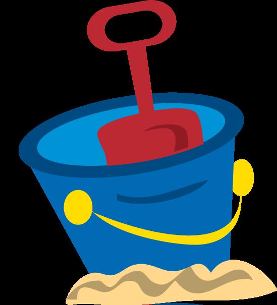 Book bucket clipart image download Sand Bucket Clipart image download