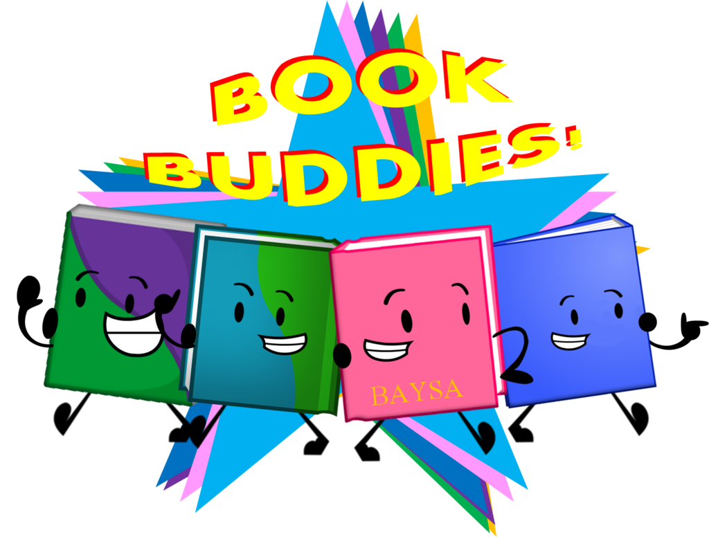 Free Book Buddies Cliparts, Download Free Clip Art, Free Clip Art on ... png library