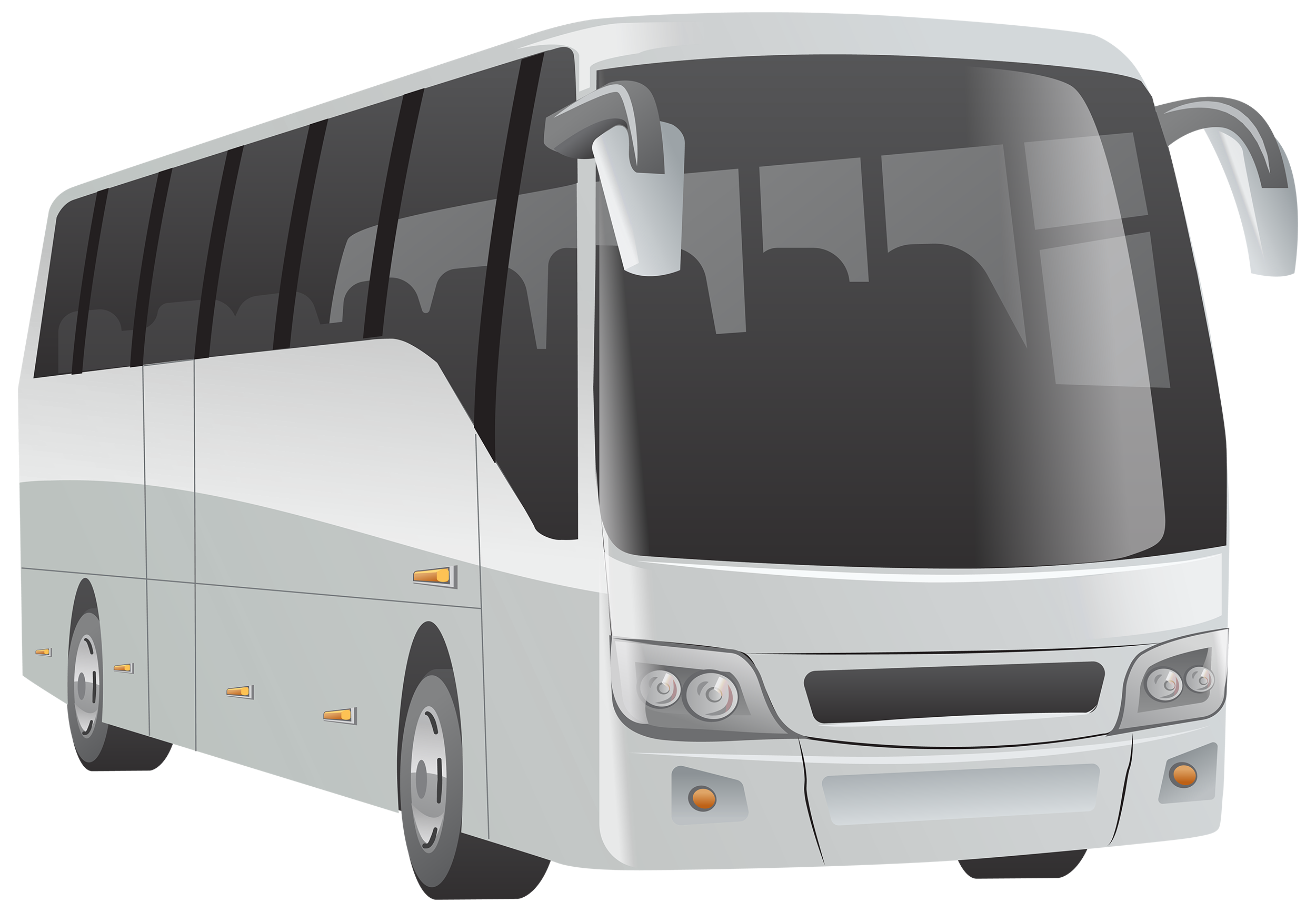 Car bus clipart jpg stock White Bus PNG Clipart - Best WEB Clipart jpg stock