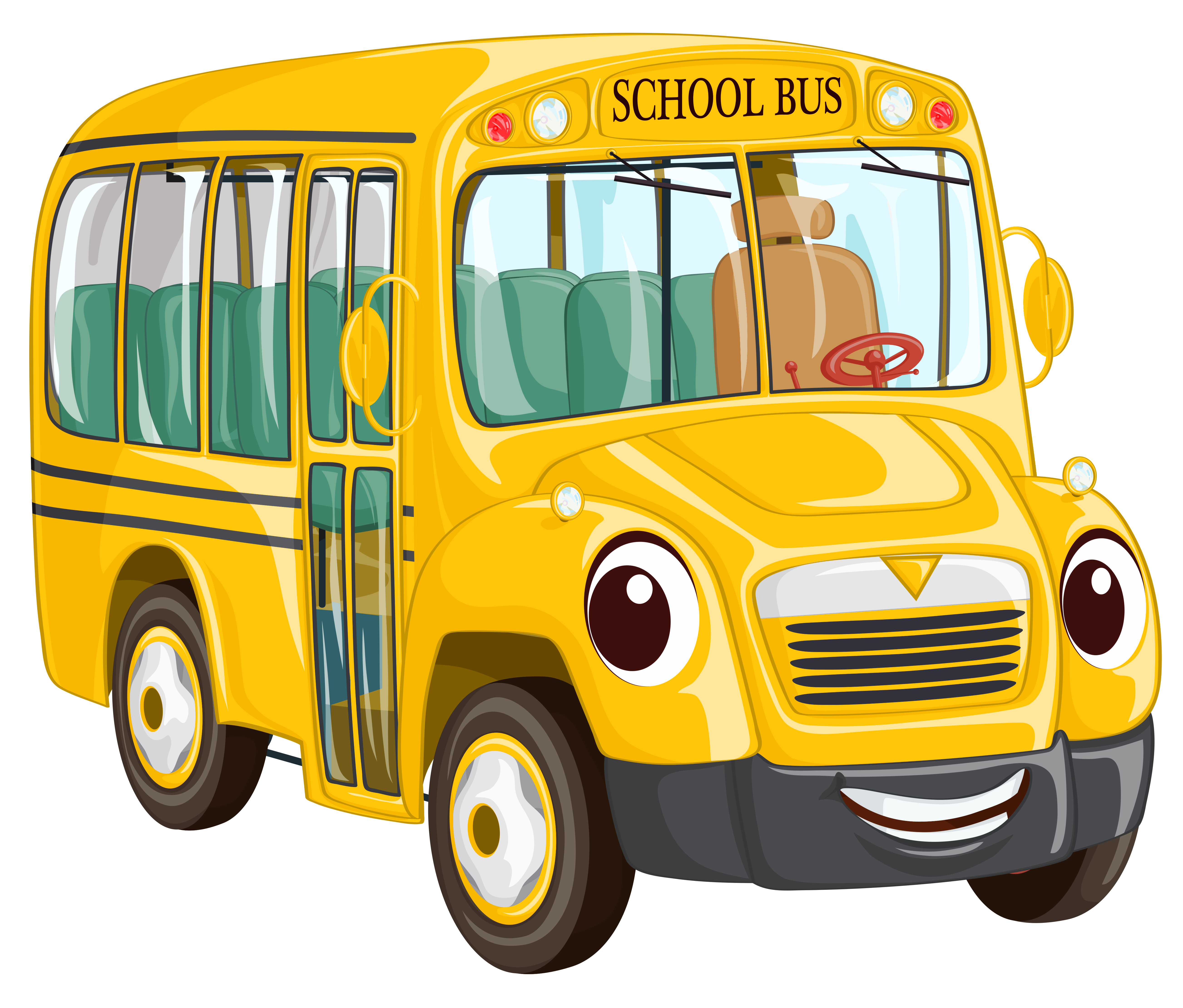School van clipart svg freeuse 28+ Collection of Bus Clipart Png | High quality, free cliparts ... svg freeuse