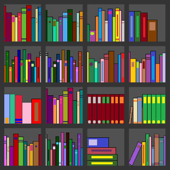 Book case clipart image free stock Free to Use & Public Domain Bookcase Clip Art image free stock