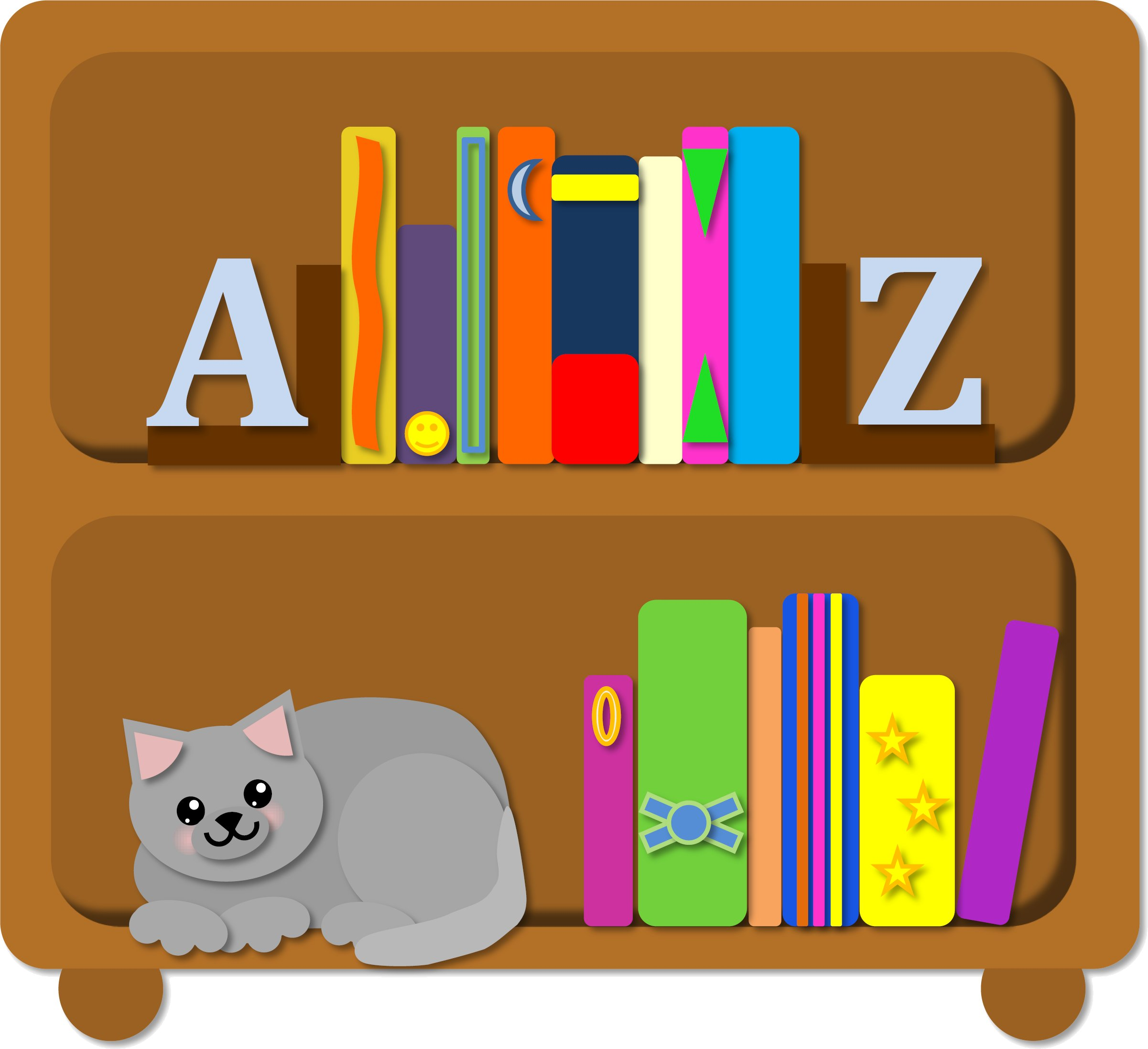 Book case clipart clip royalty free library Bookcase Clip Art - ClipArt Best clip royalty free library