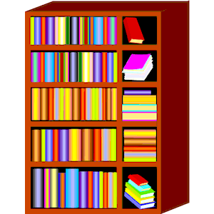 Book case clipart clip free library Bookcase Clip Art - ClipArt Best clip free library