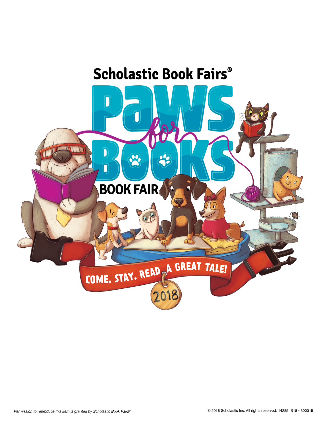 Book shoppers clipart svg download Paws for Books - UPDATE! | Smore Newsletters for Education svg download