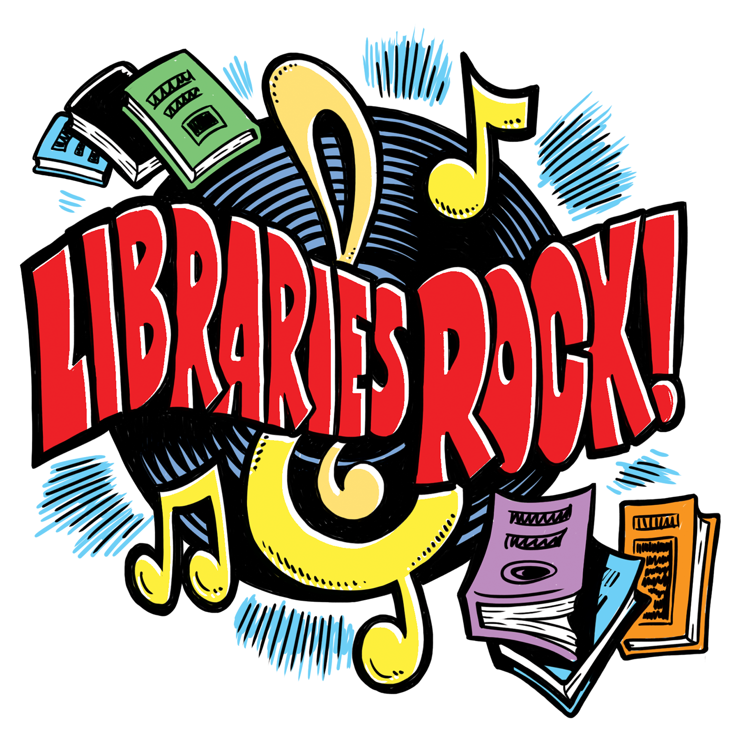 Clipart book club black and white download Farmington Community Library black and white download