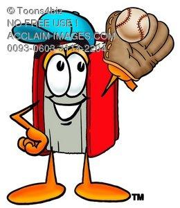 Book character clipart svg transparent stock Stock Clipart Image of a Cartoon Baseball Book Character - Acclaim ... svg transparent stock