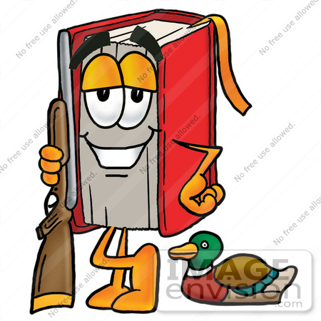 Book character clipart free. Royalty stock cartoons page