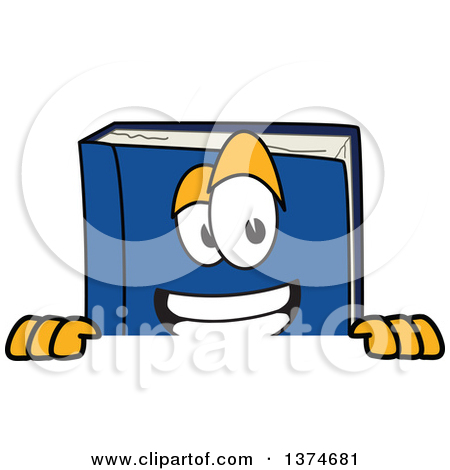 Book character clipart free graphic freeuse library Royalty Free School Illustrations by Toons4Biz Page 1 graphic freeuse library
