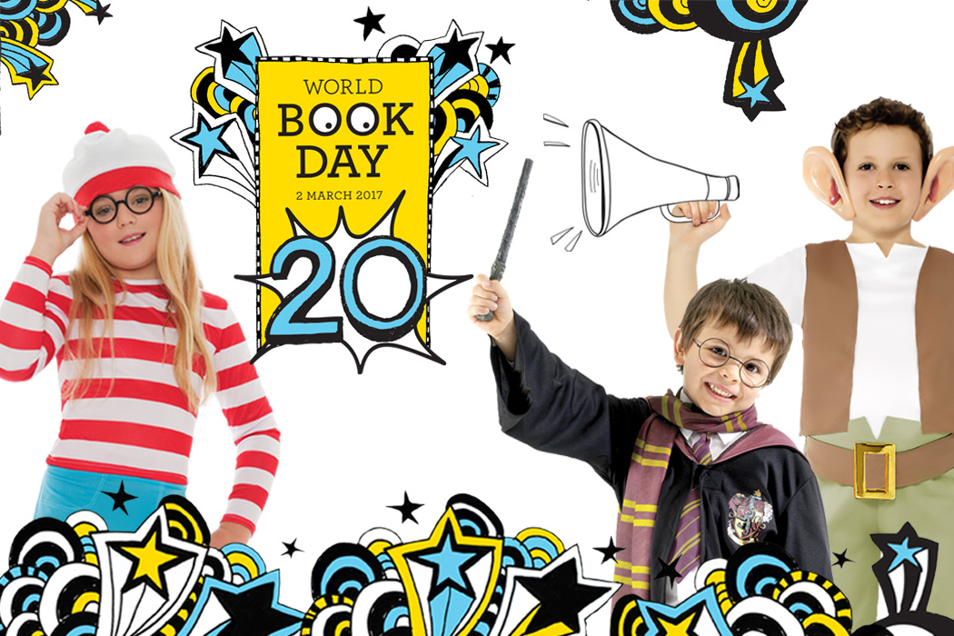 Book character costume clipart png black and white download Book Character Costume Ideas for World Book Day 2017 | Party ... png black and white download