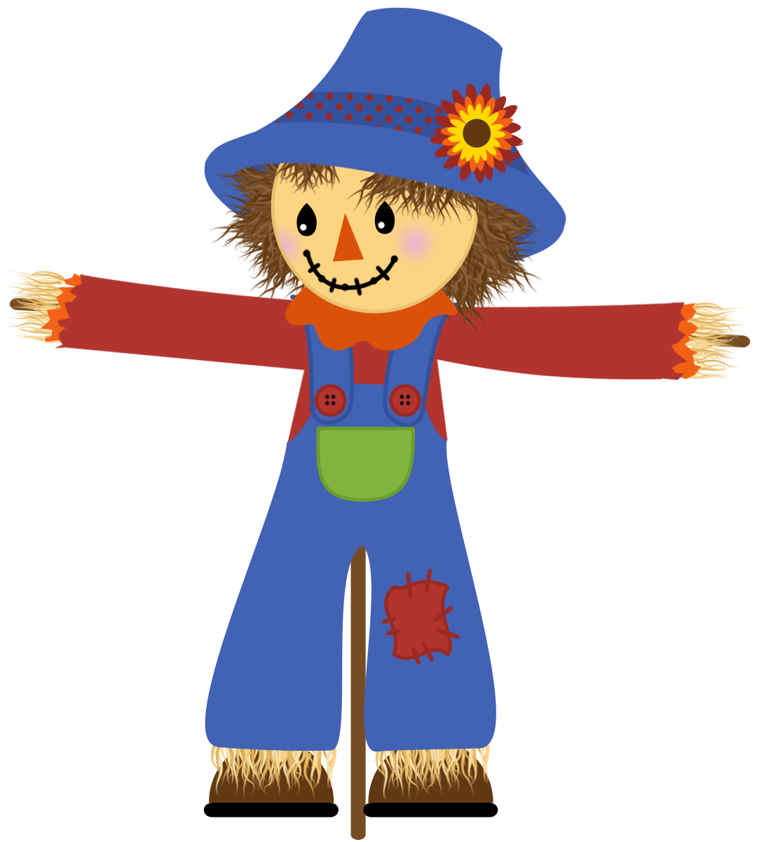 Book character dress up clipart png free download scarecrow clipart - Google Search | Signage | Pinterest | Scarecrows ... png free download
