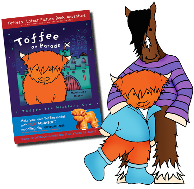 "Book character parade clipart png transparent download Outdoor Fun With My Book Character ""Toffee"" – Outside with Marghanita png transparent download"
