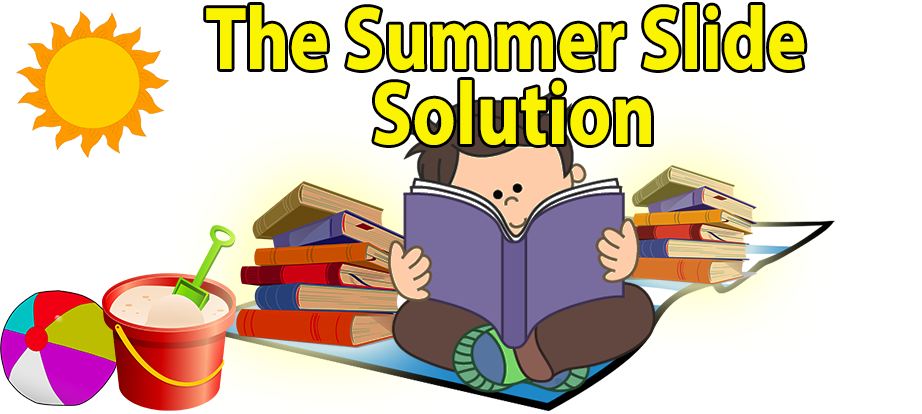 Grade book clipart clipart free library Summer Slide Solution: Wilbooks offers inexpensive reading books for ... clipart free library