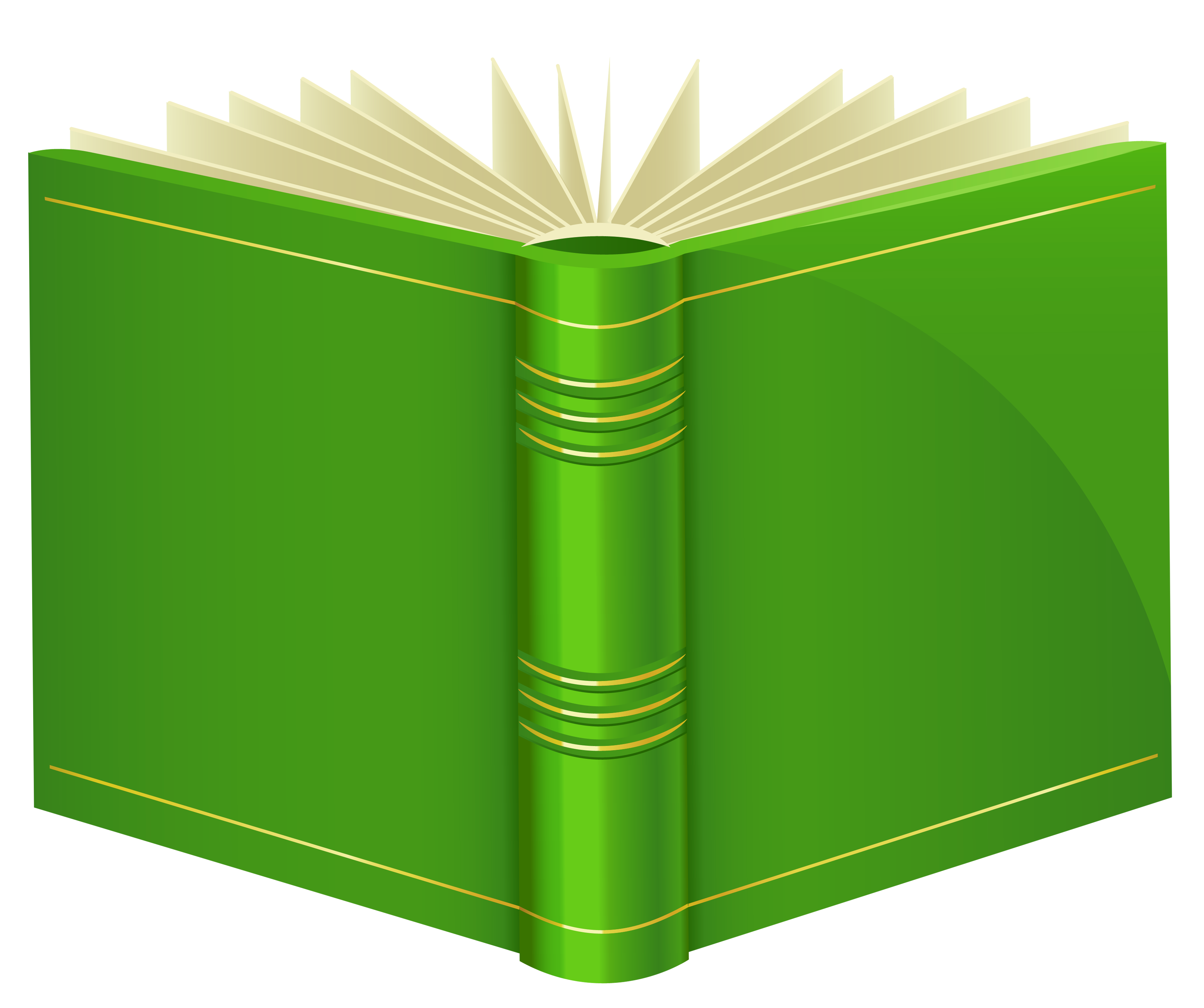 Book clipart png library stock Green Book PNG Clipart - Best WEB Clipart png library stock