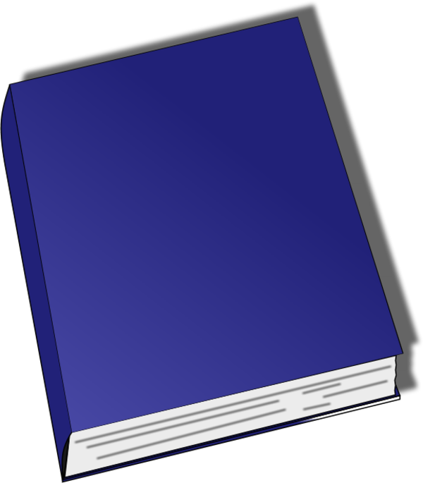 blue book clipart   Clipart Free Download - Clip Art Library png stock