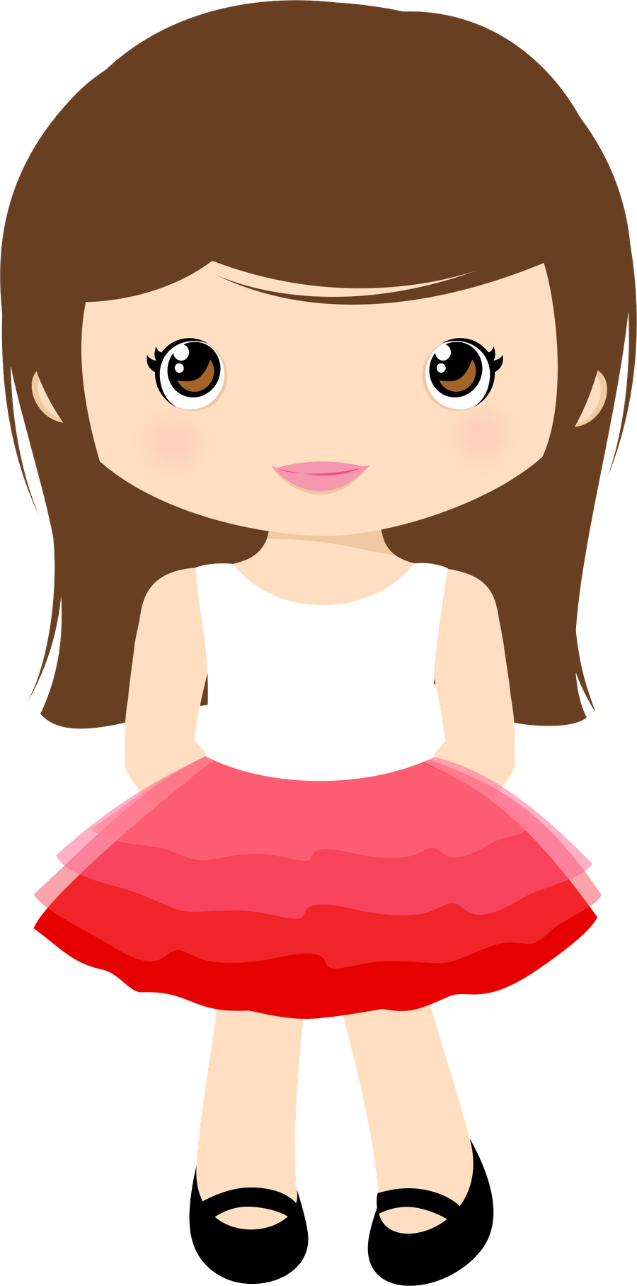 Girl with book clipart vector free stock Mickey e Minnie - Minus | clipart - mickey-minnie mouse dressup and ... vector free stock