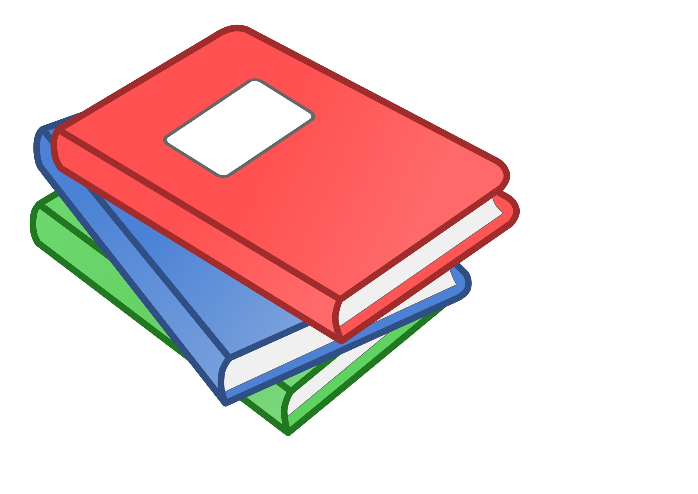 Book clipart icon png library stock Stack of three books Icons PNG - Free PNG and Icons Downloads png library stock