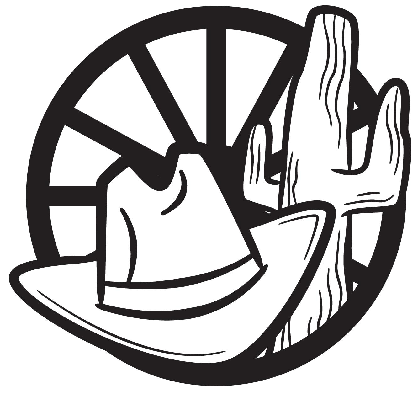 Recorded Books - Logos jpg black and white