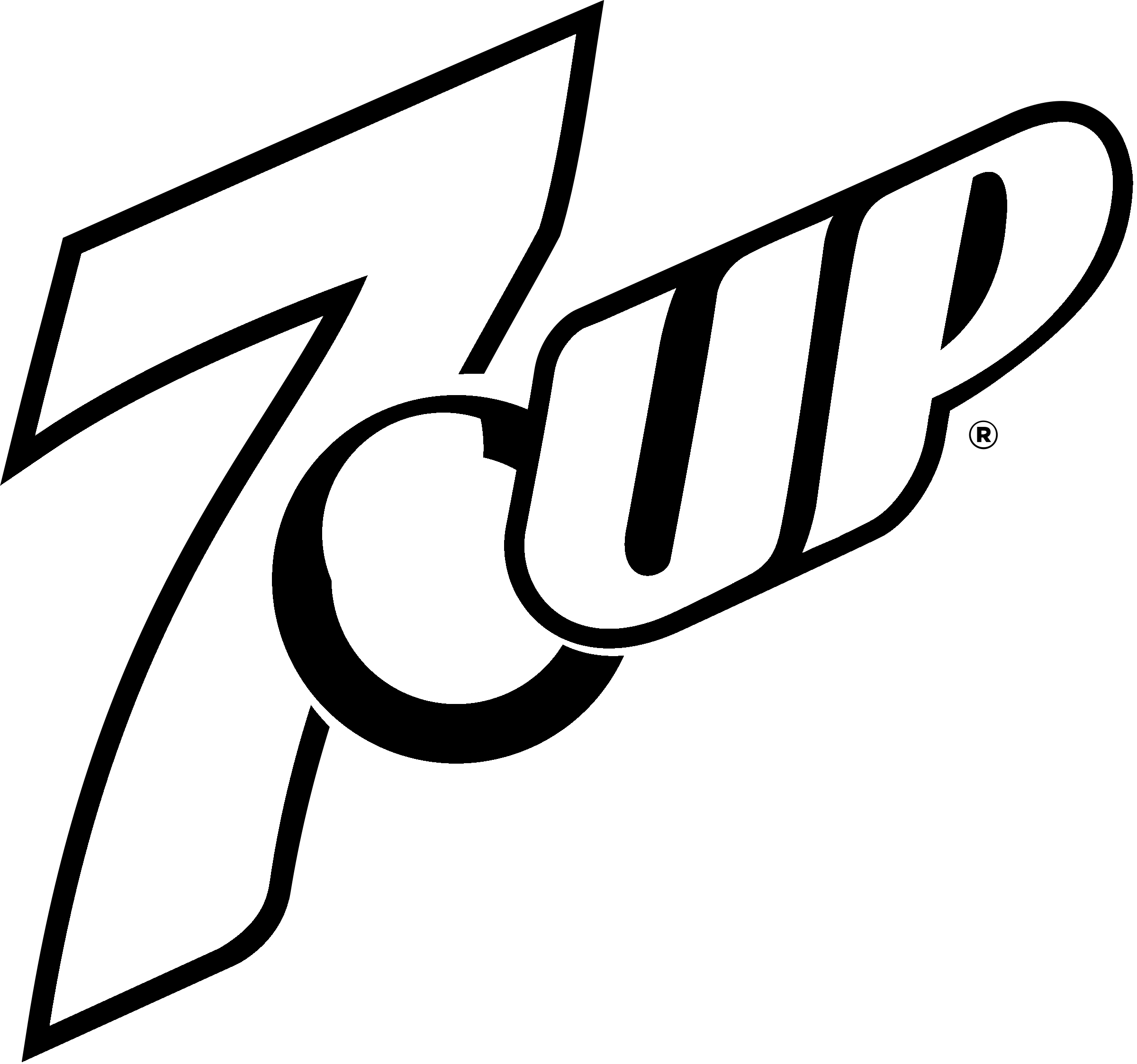 7UP Logo PNG Transparent & SVG Vector - Freebie Supply clipart royalty free